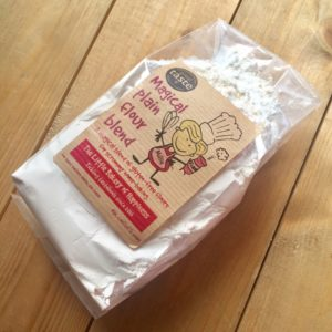 Magical gluten-free plain flour blend