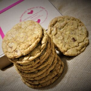 Gluten-free cookie baking kit