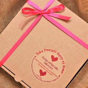 Home baking kits (nat. delivery)